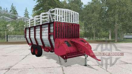 Fortschritt HTS 71.04 capacity choice pour Farming Simulator 2015