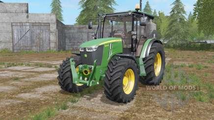 John Deere 5M-series für Farming Simulator 2017