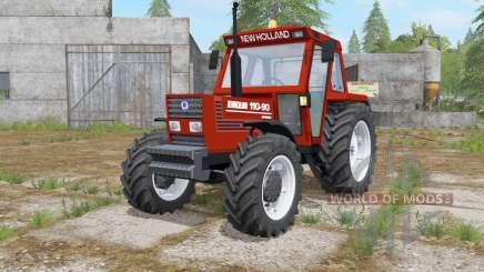 New Holland 110-90 pour Farming Simulator 2017