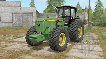 John Deere 4755 may green pour Farming Simulator 2017