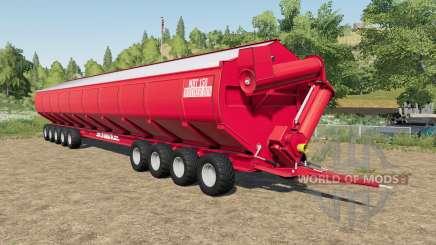 Bromar Mother Bin für Farming Simulator 2017