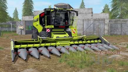 Claas Lexion 795 with headers für Farming Simulator 2017