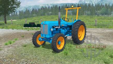 Fordson Power Major pour Farming Simulator 2013