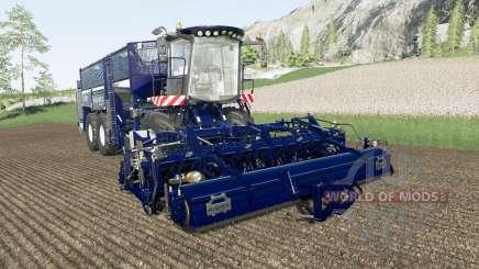 Holmer Terra Dos T4-40 & HR 12 für Farming Simulator 2017