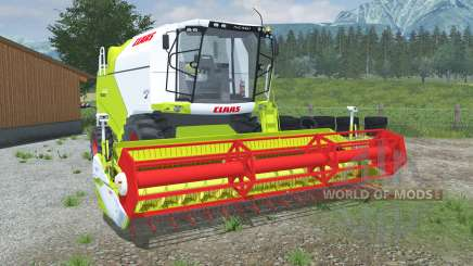 Claas Tucano 440 and Vario 540 für Farming Simulator 2013