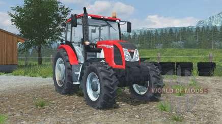 Zetor Proxima 100 moveable axis für Farming Simulator 2013