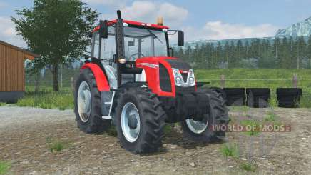 Zetor Proxima 100 moveable axis pour Farming Simulator 2013