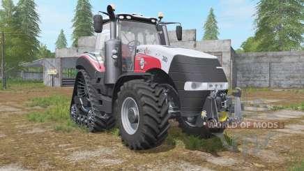 Case IH Magnum 300 CVX has all the lights für Farming Simulator 2017