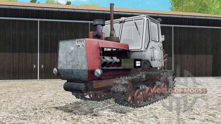 T-150-05-09 propre poids 18680 kg. pour Farming Simulator 2015