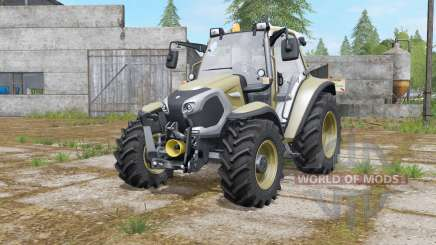 Lindner Lintrac 90 added urban style tires pour Farming Simulator 2017