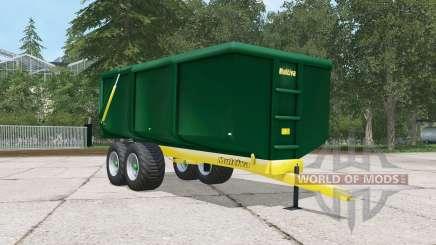 Multiva TR 190 county green für Farming Simulator 2015
