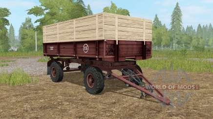 PTS-4 haute capacité de charge pour Farming Simulator 2017