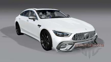 Mercedes-AMG GT 63 S 4-door coupe (X290) Brabus pour BeamNG Drive