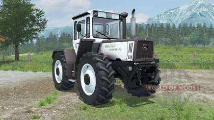 Mercedes-Benz Trac 1600 Turbo automatic wipers pour Farming Simulator 2013