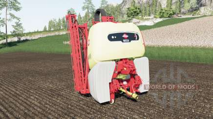 Hardi Mega 2200 work speed 30 km-h für Farming Simulator 2017