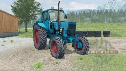 MTZ-82 Belarus zu verbinden, eine volle Festplatte für Farming Simulator 2013