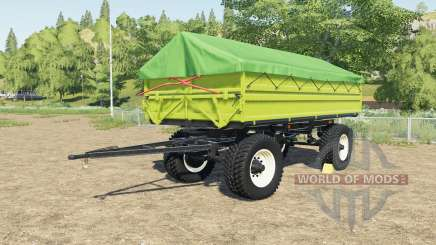 Fortschritt HW 80 with other tires to choose pour Farming Simulator 2017