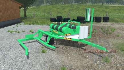 McHale 991 malachite pour Farming Simulator 2013