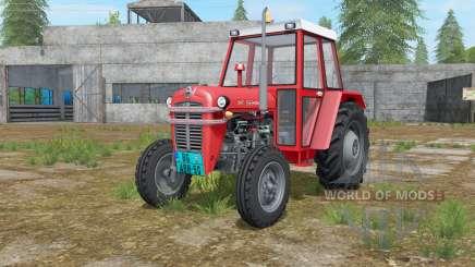IMT 533 DeLuxe deep carmine pink pour Farming Simulator 2017