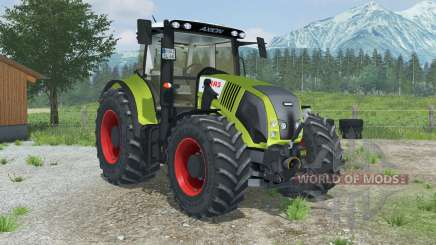 Claas Axion 850 with MX T12 für Farming Simulator 2013