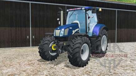 New Holland T6.160 Basildon 50 Years für Farming Simulator 2015