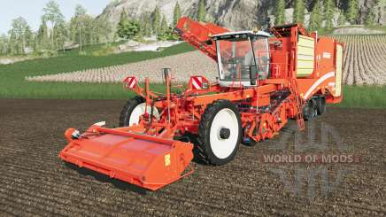 Grimme Varitron 470 working speed 25 km-h für Farming Simulator 2017