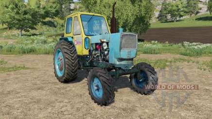 YUMZ-6L pour Farming Simulator 2017