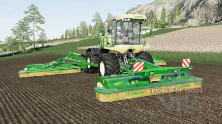 Krone BiG M 500 no errors pour Farming Simulator 2017