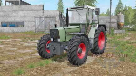 Fendt Farmer 307&309 LSA Turbomatik pour Farming Simulator 2017