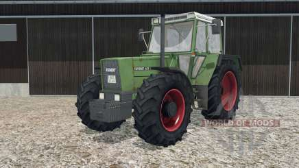 Fendt Favorit 611 LSA Turbomatik E pour Farming Simulator 2015