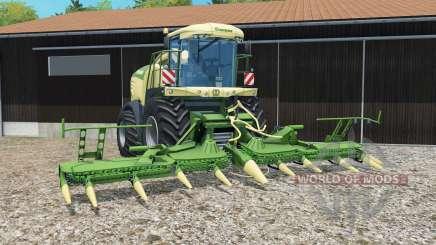 Krone BiG X 580 grass für Farming Simulator 2015