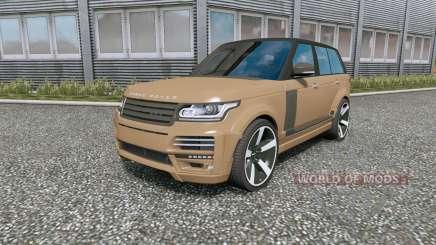 Land Rover Range Rover Vogue (L405) Startech für Euro Truck Simulator 2