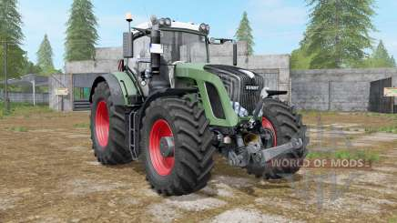 Fendt 936 Vario wheels selection pour Farming Simulator 2017