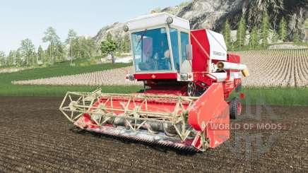 Fortschritt E 514 color choice pour Farming Simulator 2017