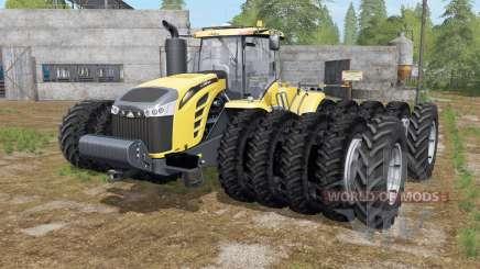 Challenger MT900E with 20 wheels für Farming Simulator 2017