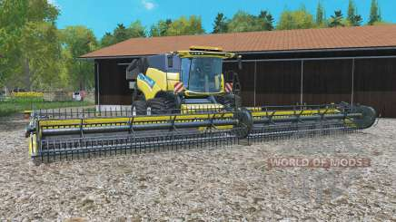 New Holland CR10.90 with header pour Farming Simulator 2015