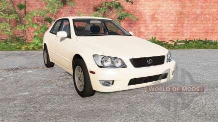 Lexus IS 300 (XE10) 2001 für BeamNG Drive