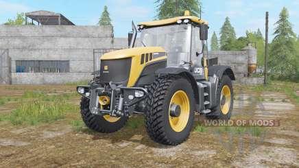 JCB Fastrac 3200 Xtra with Nokian tires für Farming Simulator 2017
