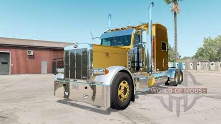Peterbilt 379X satin sheen gold für American Truck Simulator