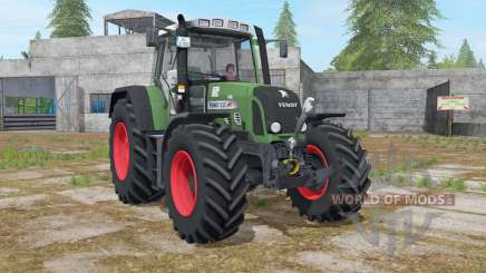 Fendt 820 Vario TMS fruit salad pour Farming Simulator 2017