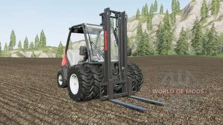 Manitou MC 18-4 stability increased für Farming Simulator 2017