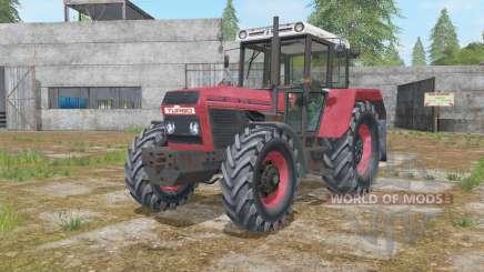 ZTS 16245 Turbo new textures pour Farming Simulator 2017