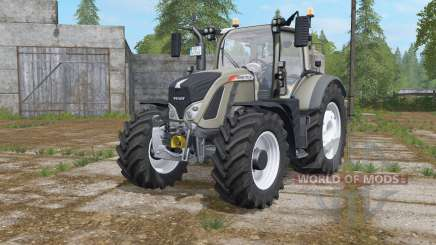 Fendt 700 Vario more configurations pour Farming Simulator 2017