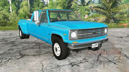 Gavril D-Series 70s v0.7.2 pour BeamNG Drive