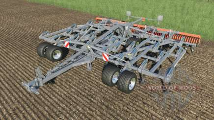 Amazone Cenius 8003 cultivator and plow version für Farming Simulator 2017