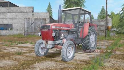 Ursus C-385 animations pedals pour Farming Simulator 2017