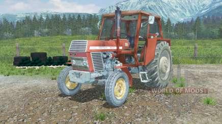 Zetor Crystal 8011 pour Farming Simulator 2013