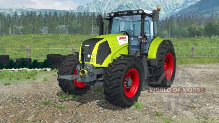 Claas Axion 840 digital speedometer für Farming Simulator 2013