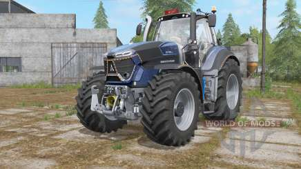 Deutz-Fahr Serie 9 TTV Agrotron Winter Edition pour Farming Simulator 2017
