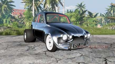 Autobello Piccolina drag v0.20 pour BeamNG Drive